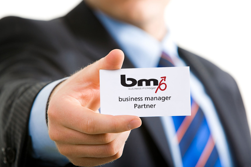 crm business manager partner programm